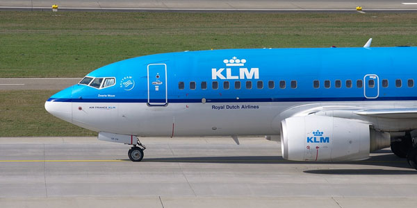 KLM Flight Updates on WhatsApp